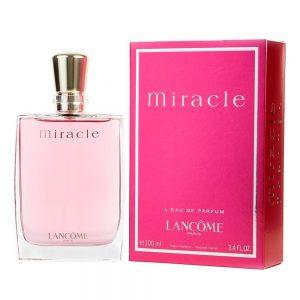 Perfume Miracle Lancome De Lancome Para Mujer 100 ml