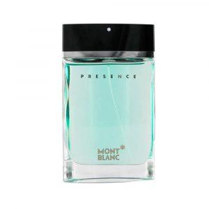 Perfume Mont Blanc Presence De Mont Blanc Para Hombre 75 ml