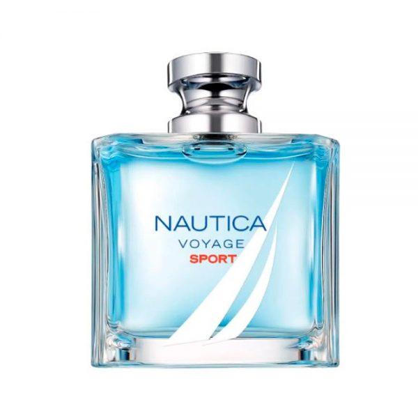 Perfume Náutica Voyage Sport De Nautica Para Hombre 100 ml