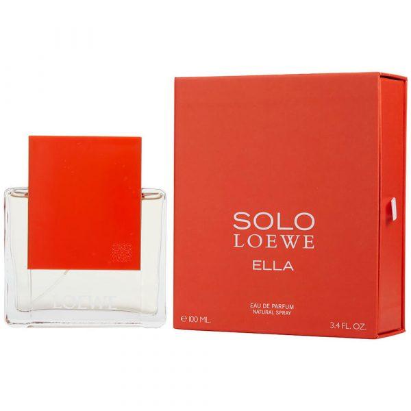 Perfume Solo Ella EDP De Lancome Para Mujer 100 ml