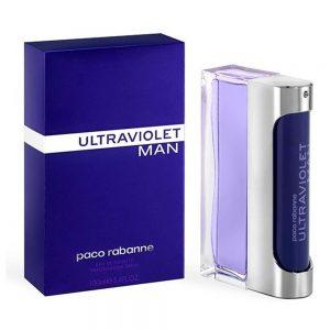 Perfume Ultraviolet Man De Paco Rabanne Para Hombre 100 ml