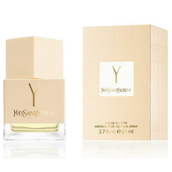 Perfume Y De Yves Saint Laurent Para Mujer 80 ml