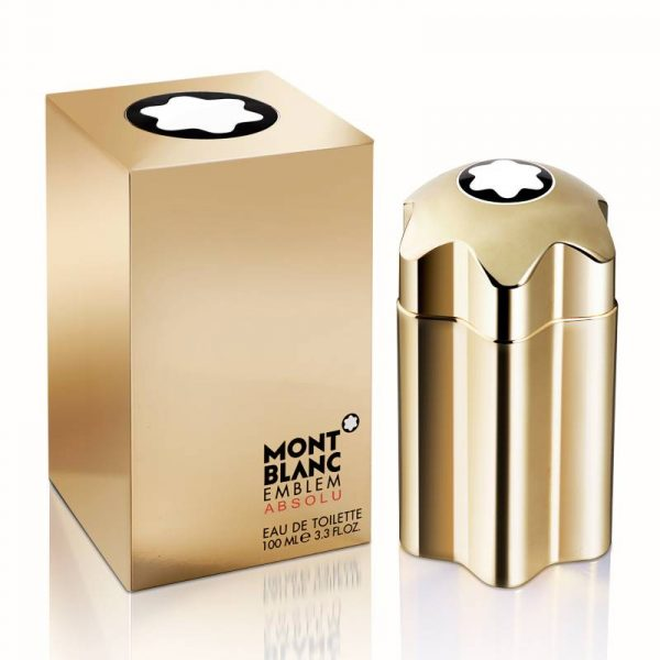 Perfume Emblem Absolu De Mont Blanc Para Hombre 100 ml