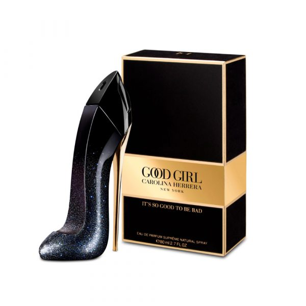 Perfume Good Girl Supreme De Carolina Herrera Para Mujer 80ml