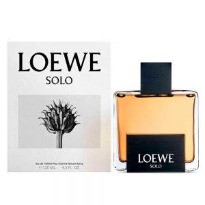 Perfume Solo De Loewe Para Hombre 125 ml