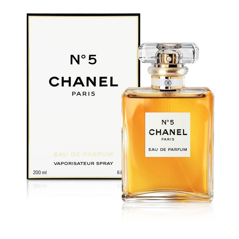 Perfume #5 EDP de Chanel Para Mujer 100 ml