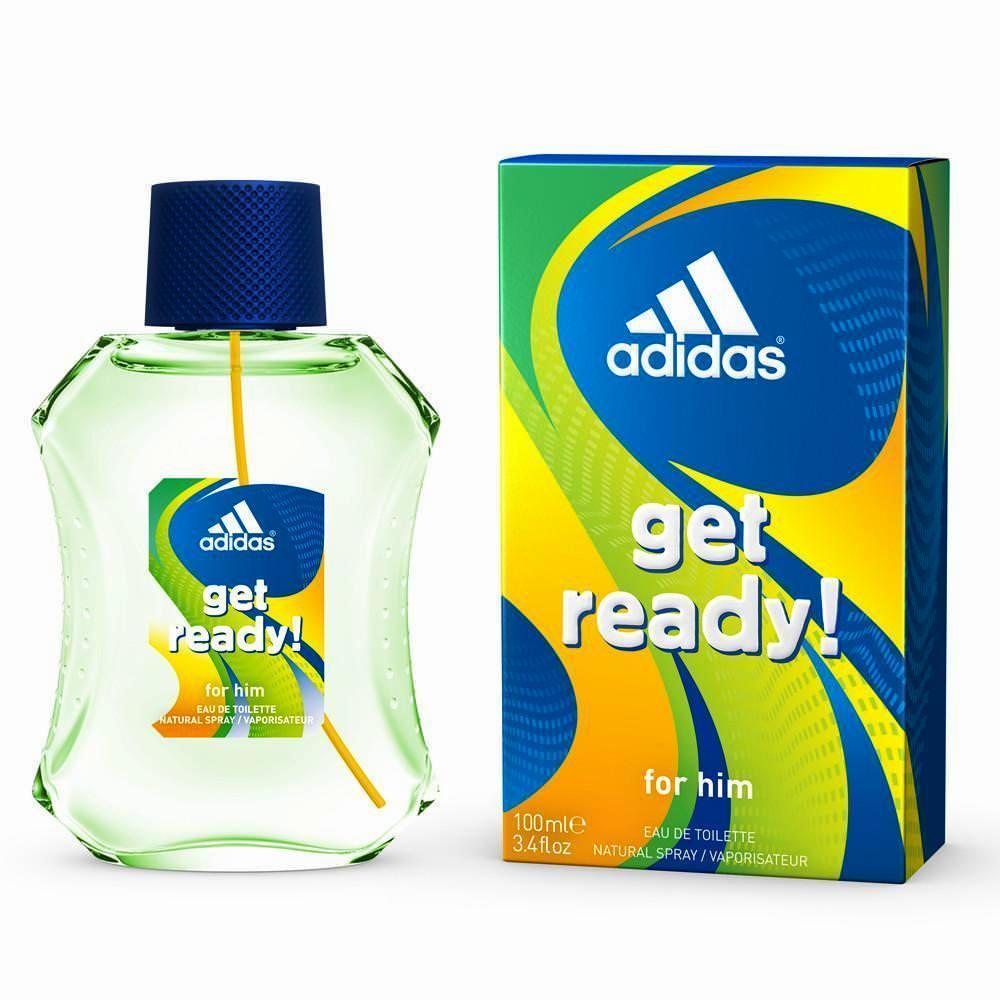 Perfume Get Ready De Adidas Para Hombre 100ml