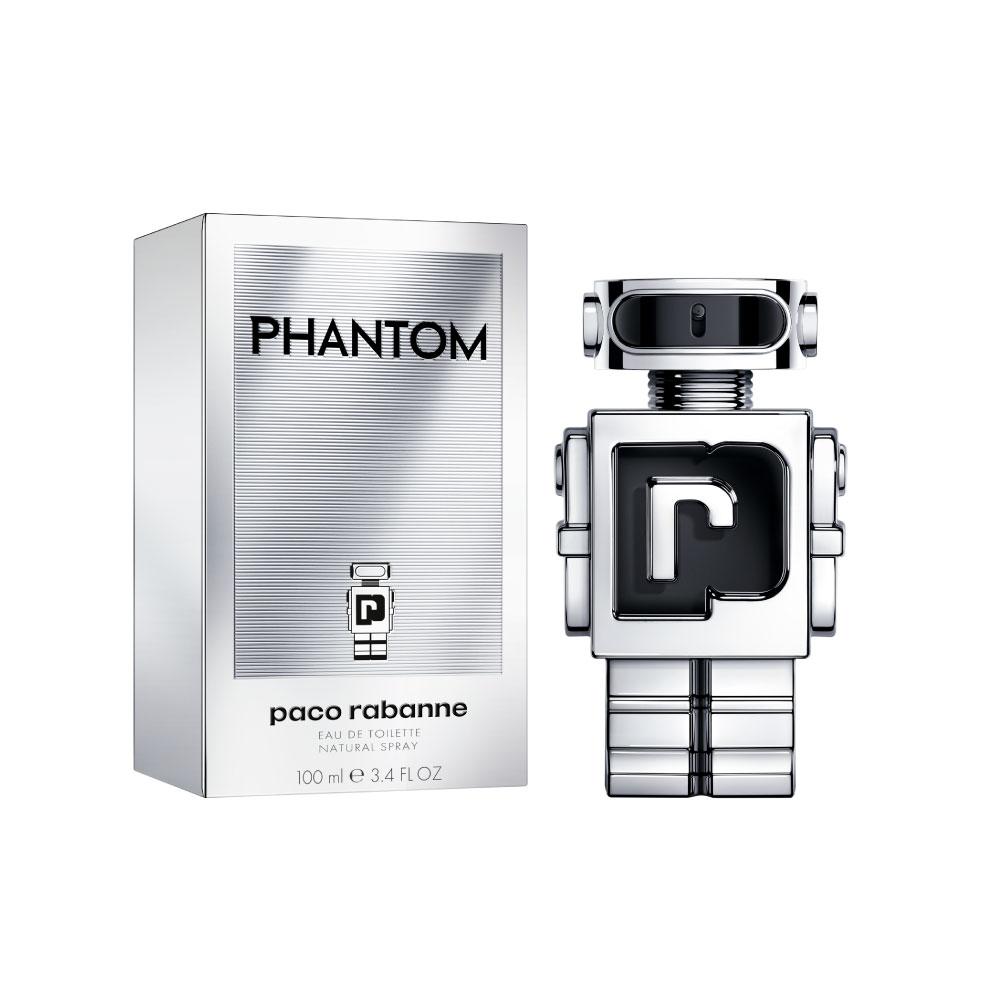 Perfume Phantom De Paco Rabanne Para Hombre 100 ml